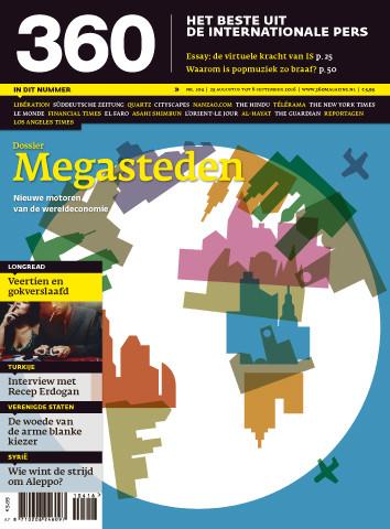 360 Magazine editie 104 | Megasteden