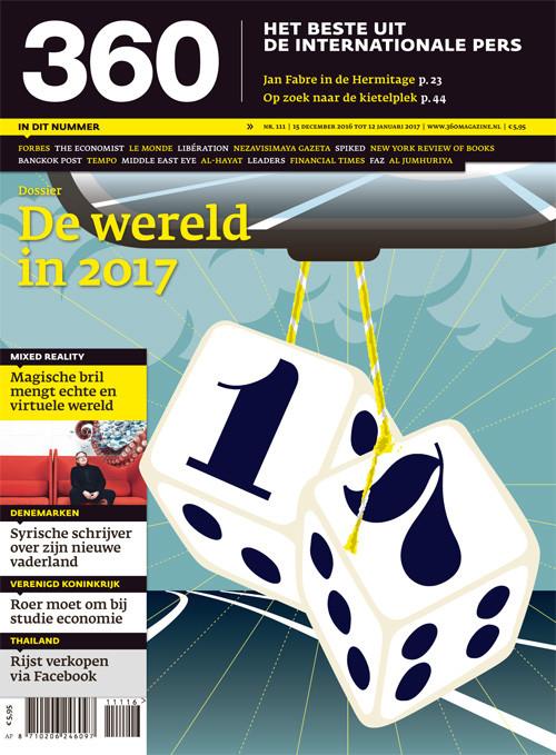 360 Magazine editie 111 | De wereld in 2017