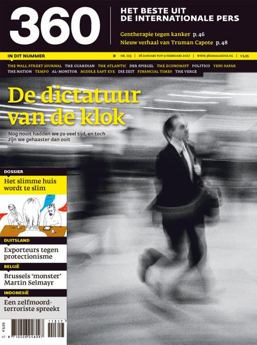 360 Magazine editie 113 | De dictatuur van de klok