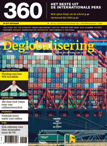 360 Magazine editie 115 | Deglobalisering