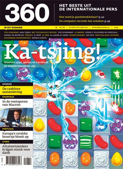 360 Magazine Editie 118 | Ka-tsjing!