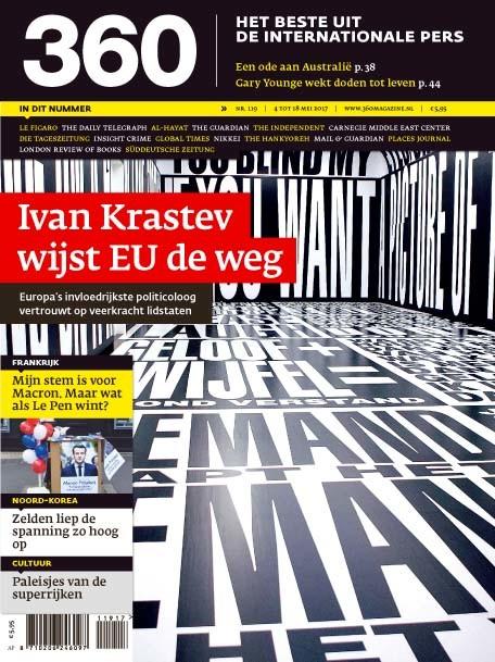 360 Magazine editie 119 | Ivan Krastev wijst EU de weg