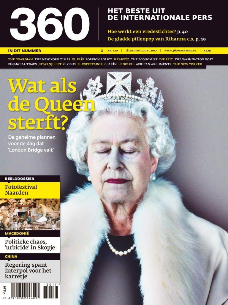 360 Magazine editie 120 | Wat als de Queen sterft?