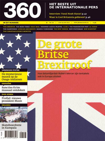 360 Magazine Editie 121 | De grote Britse Brexitroof