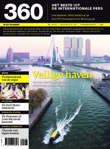 360 Magazine editie 122 | Veilige haven