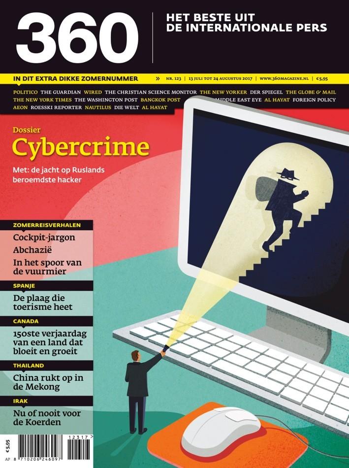 360 Magazine editie 123 | Cybercrime