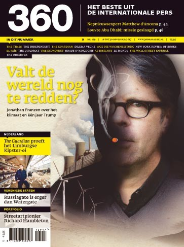 360 Magazine editie 129 | Valt de wereld nog te redden?