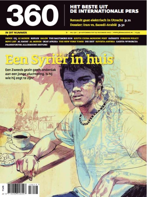 360 Magazine editie 130 | Een Syriër in huis
