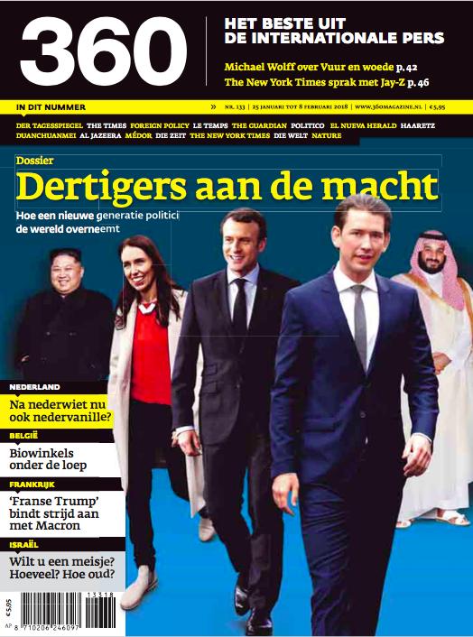 360 Magazine Editie 133 | Dertigers aan de macht