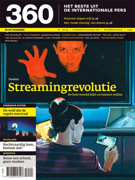360 Magazine editie 135 | Streamingrevolutie
