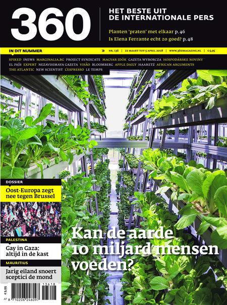360 Magazine editie 136 | Kan de aarde 10 miljard mensen voeden?