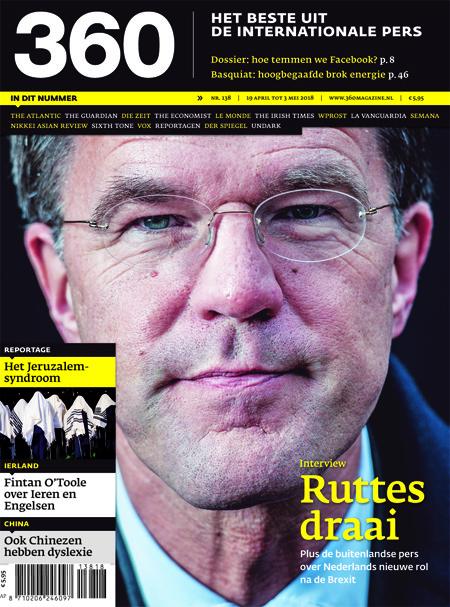 360 Magazine editie 138 | Ruttes draai