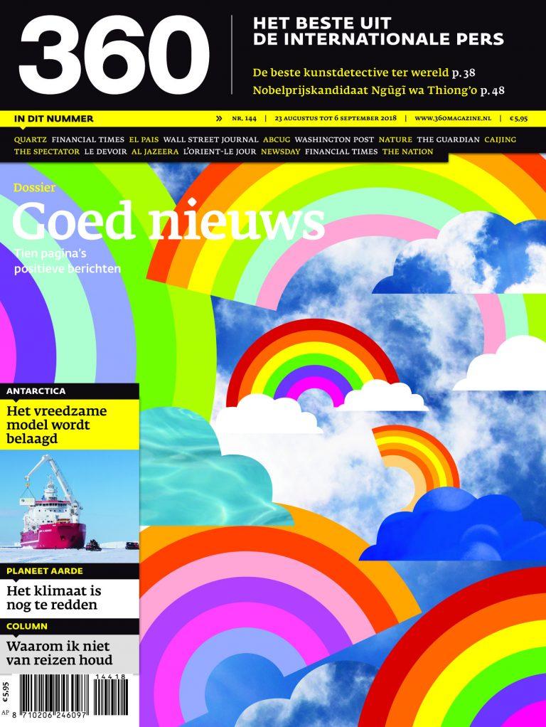 360 Magazine editie 144 | Tien pagina's positieve berichten