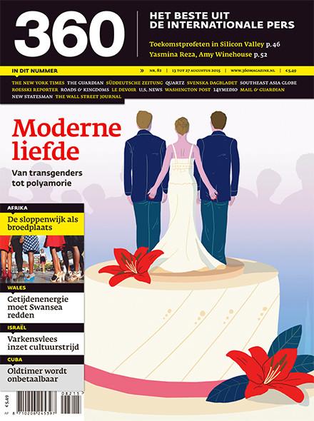 360 Magazine editie 82   Moderne liefde