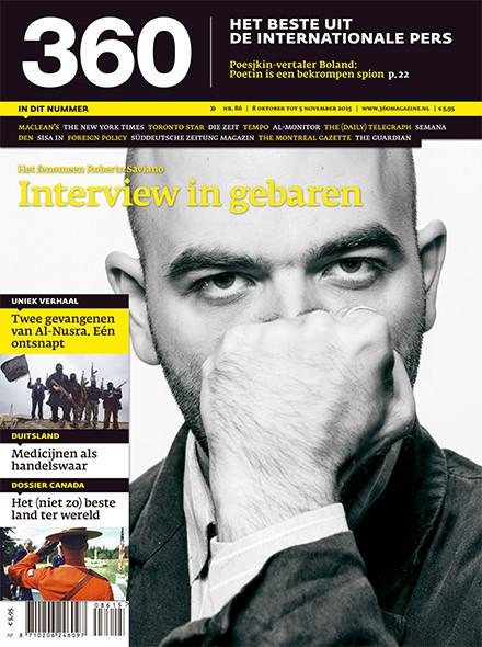 360 Magazine editie 86   Canada: Het (niet zo) beste land ter wereld