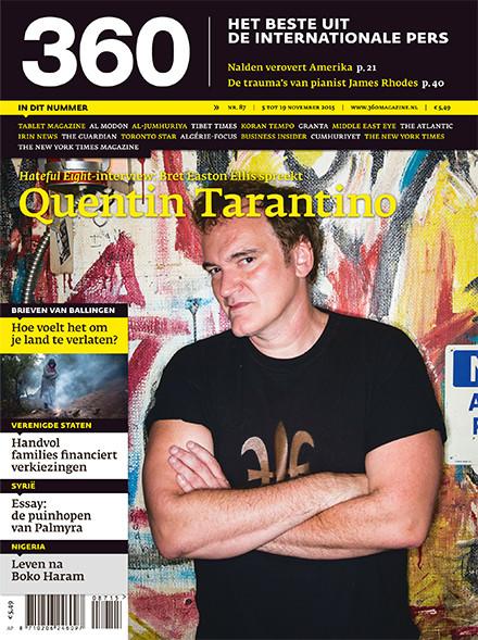 360 Magazine editie 87   Brieven uit ballingschap