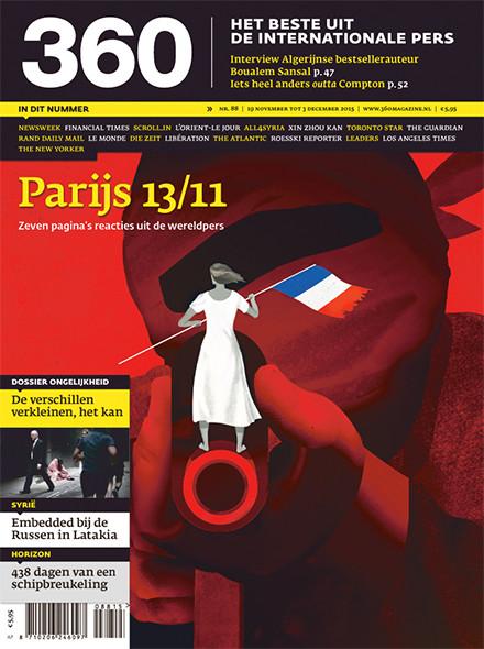 360 Magazine editie 88   Parijs 13/11