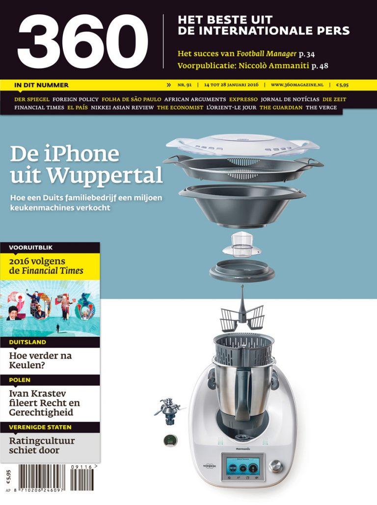 360 Magazine editie 91 | De iPhone uit Wuppertal