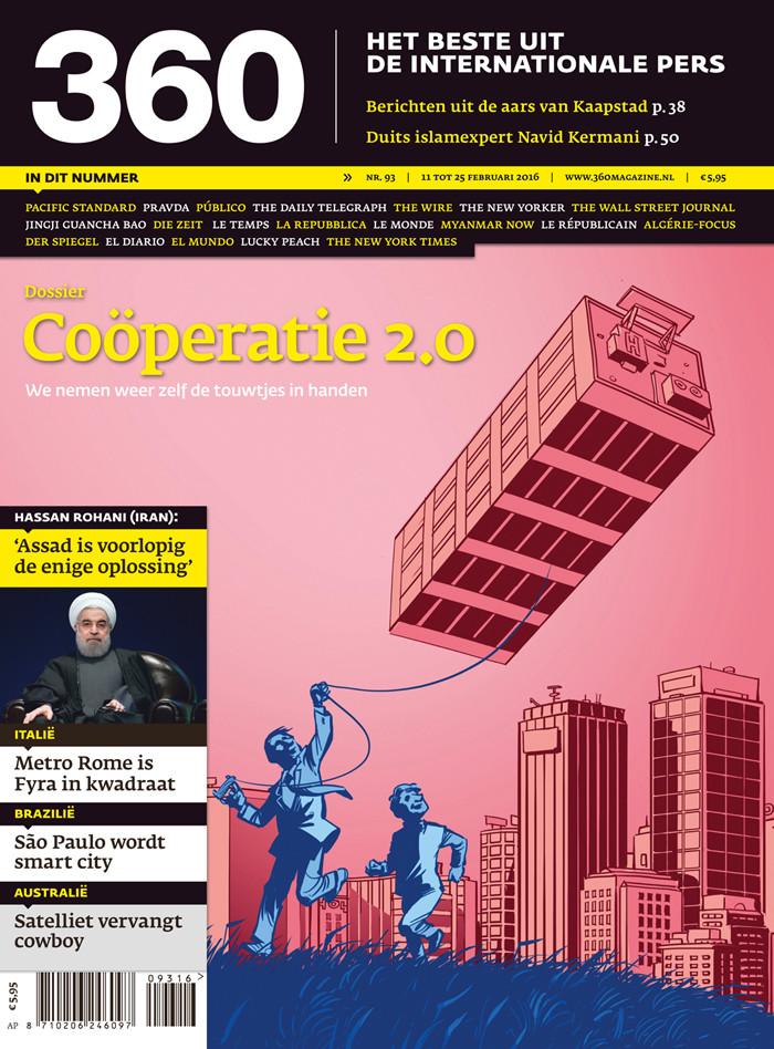 360 Magazine editie 93 | Coöperatie 2.0