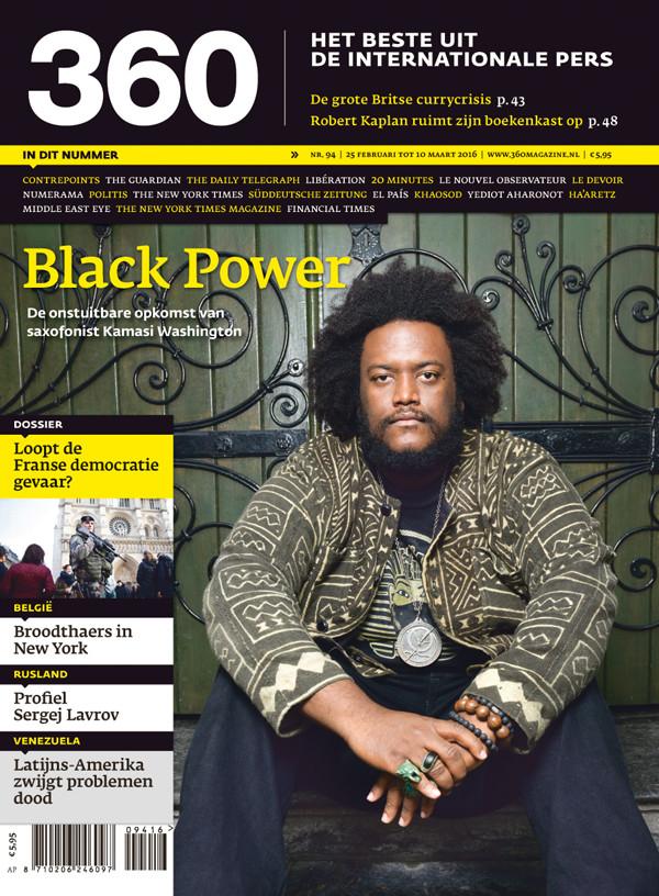 360 Magazine editie 94 | Frankrijk in nood