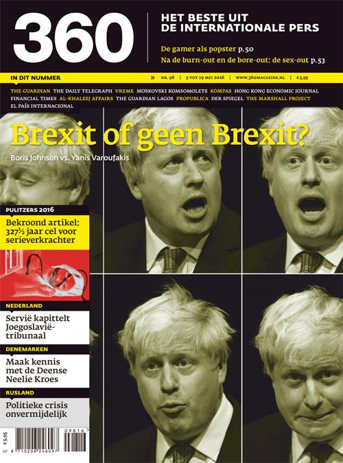 360 Magazine editie 98 | Brexit of geen Brexit?
