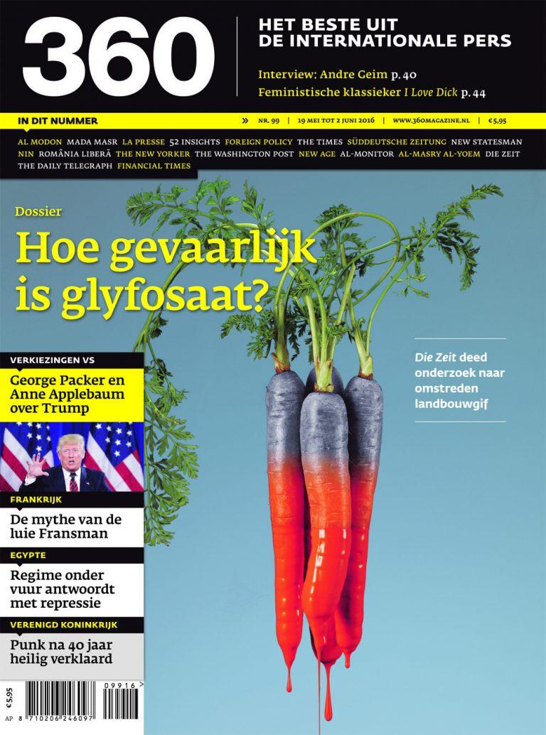 360 Magazine editie 99 | Hoe gevaarlijk is glyfosaat?