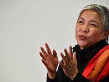 Deze Filipijnse journalist strijdt elke dag tegen haar angst