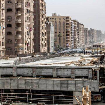 De 'gewone Egyptenaar' ziet het nut van een hypermodern Caïro niet in