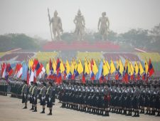 Achter de schermen bij het Myanmarese leger. 'De meeste militairen zijn gehersenspoeld'
