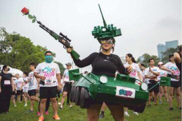 Thaise jongeren laten zich niet langer het zwijgen opleggen