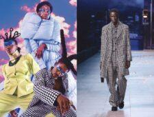 Zwarte cultuur in witte modewereld