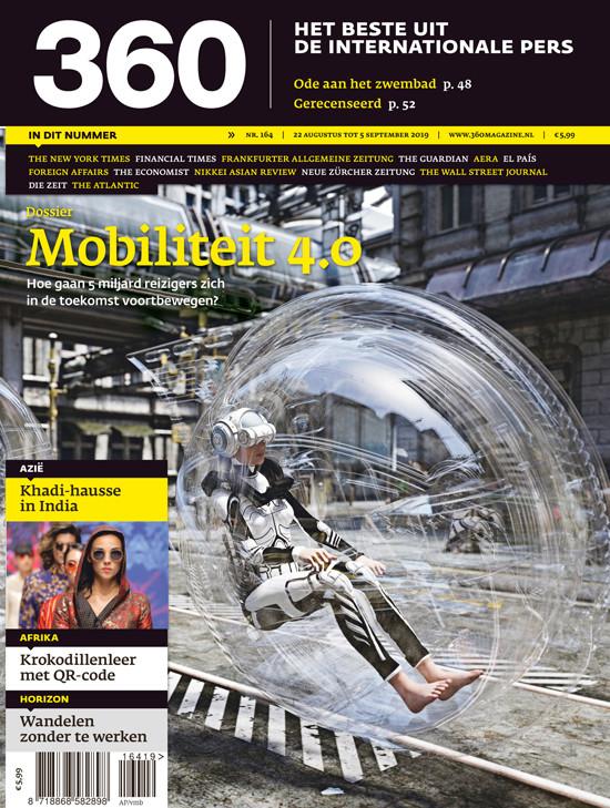 Editie 164 | Mobiliteit 4.0