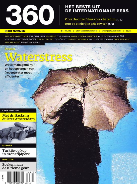 Editie 165 | Waterstress