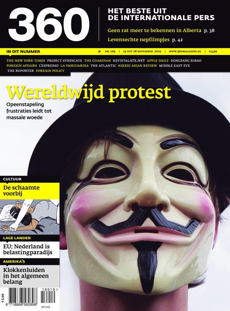 Editie 169 | Wereldwijd protest
