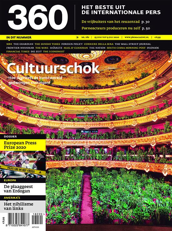 Editie 182   Cultuurschok