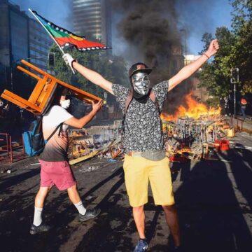 Chili: de hogedrukpan die uiteindelijk explodeerde