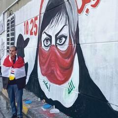 De Iraakse jeugd eist verandering. 'Niemand vertegenwoordigt ons'