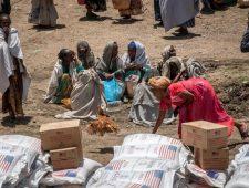 Hongersnood dreigt in Tigray | Estland vraagt VK om sancties tegen Belarus
