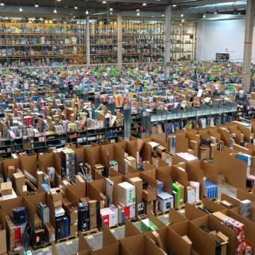 En de grootste belastingontwijker is: Amazon