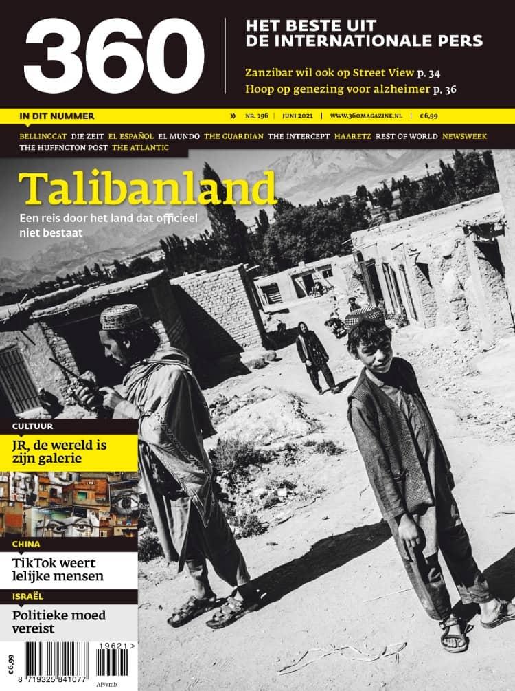360 Magazine editie 196 | Talibanland