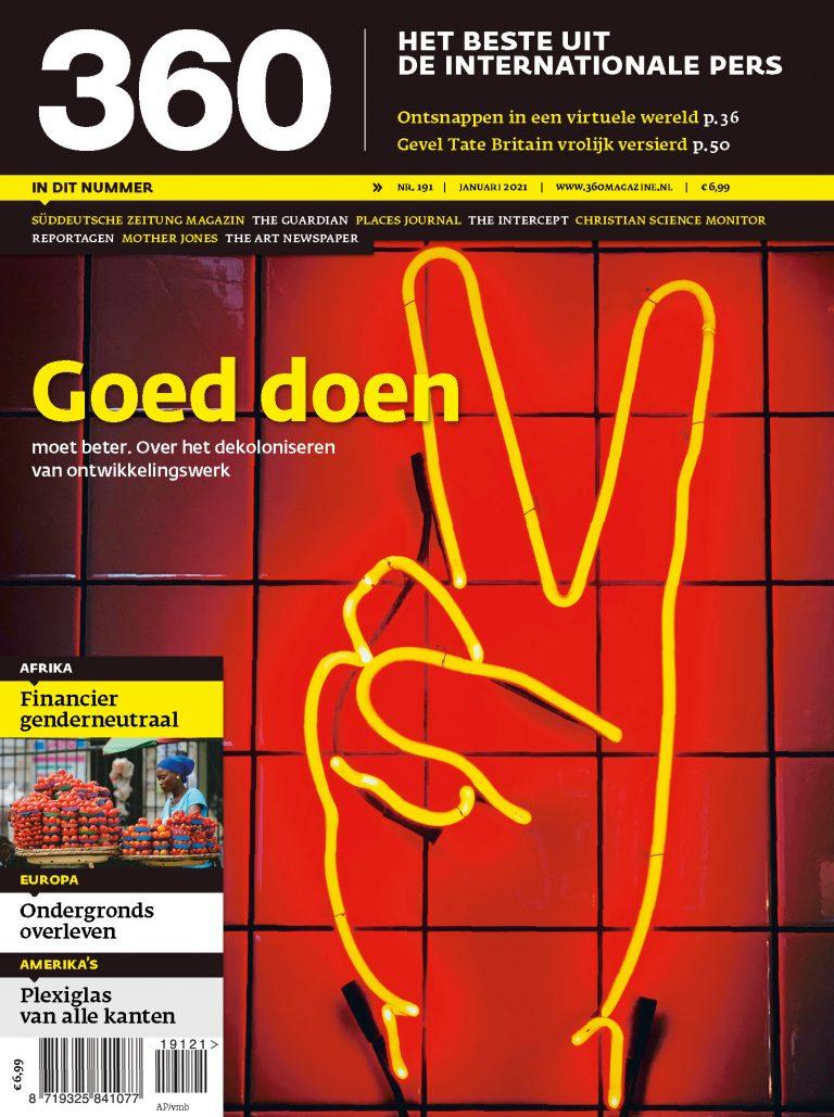 360 Magazine #191 | Goed doen