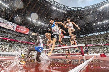 Olympische tegenzin