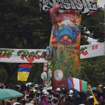 De regering en de betogers in Colombia lijken elkaar nauwelijks te verstaan
