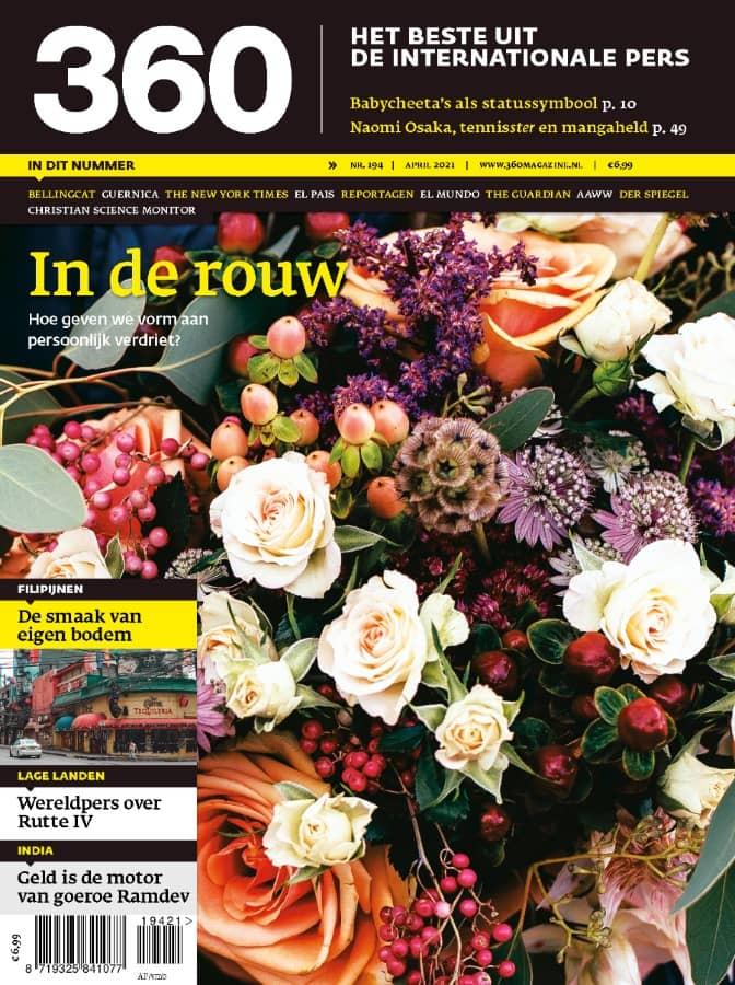 360 Magazine # 194 | In de rouw