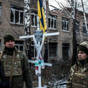 De waarheid over de Oekraïens-Russische oorlog.  Eerbetoon aan een verloren soldaat