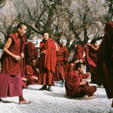 De laatste prinses van Tibet. Een voorpublicatie