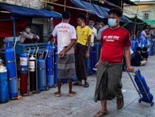 Myanmar worstelt met Delta-variant en geweld | China blokkeert beursgang VS