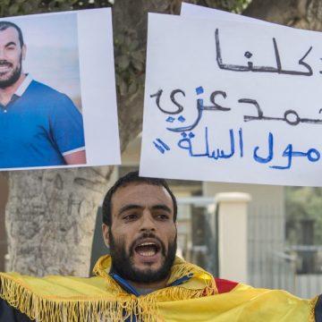 Nasser Zefzafi: 'Eenvoudige mensen zoals wij hebben ook recht op een waardig leven'