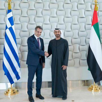 Het verrassende verbond tussen Griekenland en de Emiraten