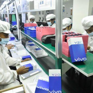 'Made in Bagladesh' zorgt voor booming telefoonbusiness